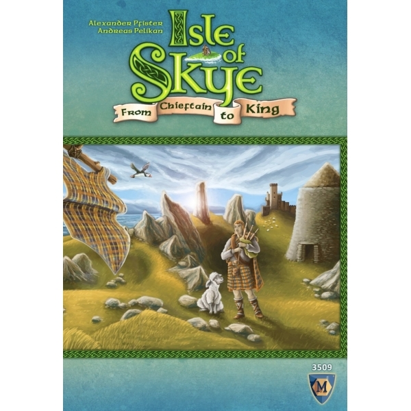 Isle of Skye from Chieftain to King Board Game