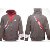 Resident Evil 6 Limited Edition Hoodie Large