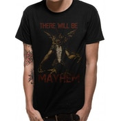 Gremlins - Mayhem X-Large Unisex T-shirt - Black