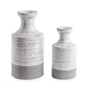 Ceramic Vases - Set of 2 | M&W