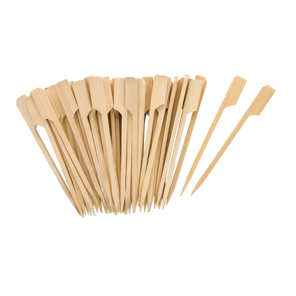 Tala Bamboo Cocktail Sticks Set Of 50