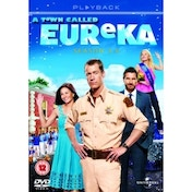 A Town Called Eureka Season 3.0 Episodes 1 to 8 DVD