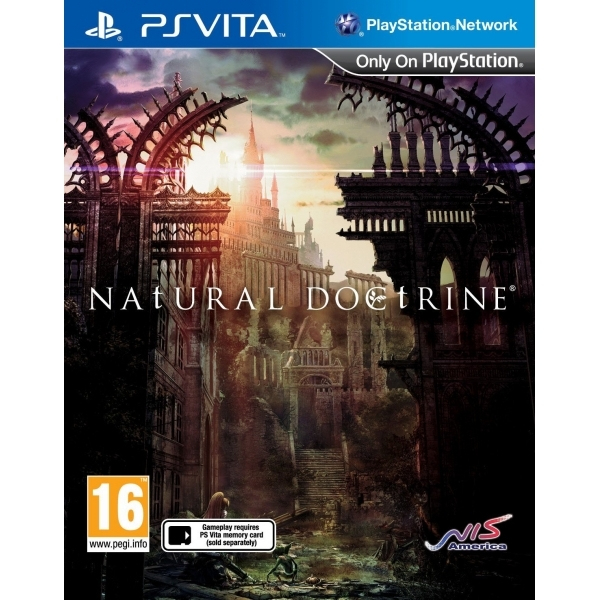 Natural Doctrine PS VITA Game