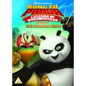 Kung Fu Panda: The Scorpion Sting DVD