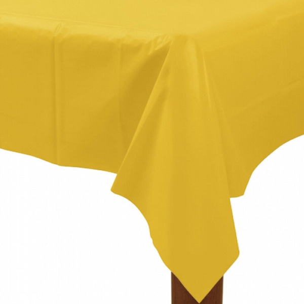 Table Cover (Yellow )