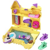 Polly Pocket Pocket World Deep Sea Sandcastle Compact Play Set