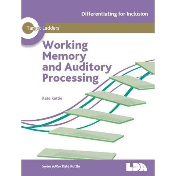 Target Ladders: Working Memory & Auditory Processing  Mixed media product 2017