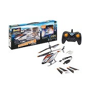 RC Anti-Collision Helicopter Interceptor Revell Control