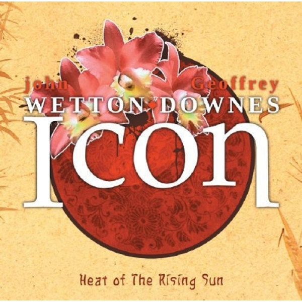 Icon (Wetton And Downes) - Heat Of The Rising Sun Vinyl