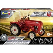 Porsche Junior 108 1:24 Revell Model Kit