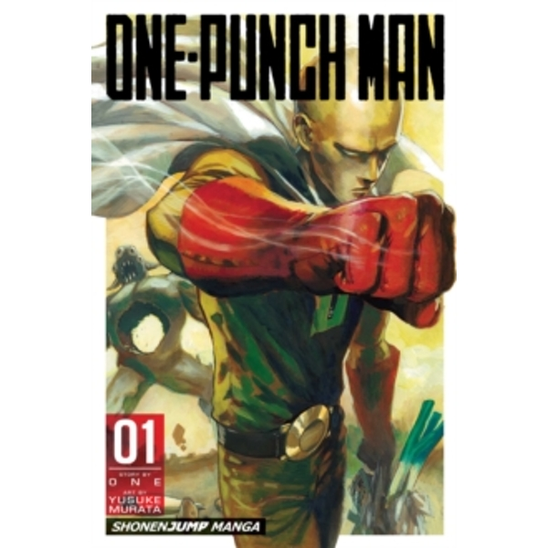 One-Punch Man, Vol. 1 : 1