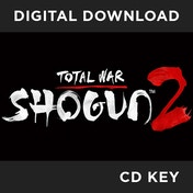 Total War Shogun 2 Gold Edition PC CD Key Download for Steam