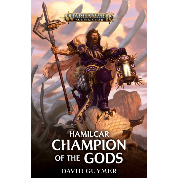 Warhammer: Age of Sigmar Hamilcar: Champion of the Gods Paperback – 22 Aug 2019
