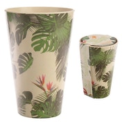 Cheese Plant Bambootique Eco Friendly Design Cup