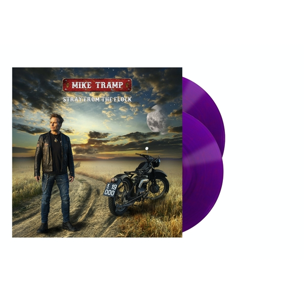 Mike Tramp - Stray From The Flock Limited Edition Purple Vinyl