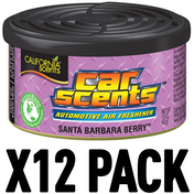 Santa Barbara Berry (Pack Of 12) California Car Scents
