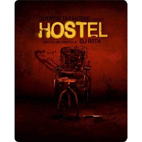 Hostel Steelbook Blu-Ray