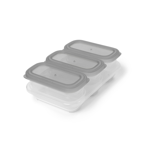 Easy Store 6oz Containers (Grey)