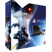 PlayStation 4 (500GB) Black Console with Killzone Shadow Fall, Camera & 2nd Dualshock 4