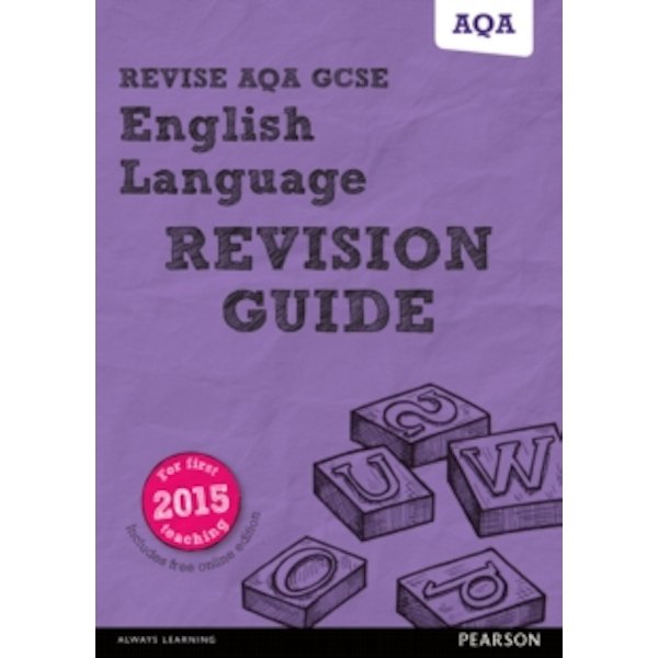 Revise AQA GCSE English Language Revision Guide : (with free online edition)