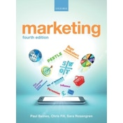 Marketing by Sara Rosengren, Chris Fill, Paul Baines (Paperback, 2016)