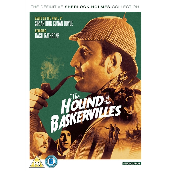 The Hound Of The Baskervilles DVD