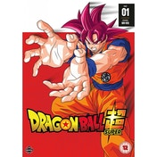Dragon Ball Super Season 1 - Part 1 (Episodes 1-13) DVD