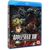 Appleseed XIII Complete Series Collection Blu-ray