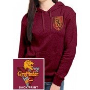 Harry Potter - House Gryffindor Women's Large Hoodie - Red