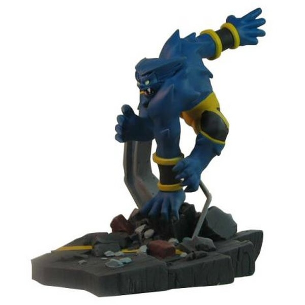 Beast (Marvel Civil War) Statue