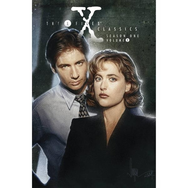 X-Files Classics Season One: Volume 2 Hardcover