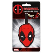 Deadpool - Head Luggage Tag
