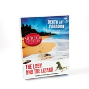 Death In Paradise The Lady & The Lizard Murder Mystery Game