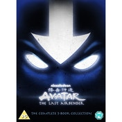 Avatar Complete Collection DVD