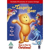 The Tangerine Bear Home in Time for Christmas DVD