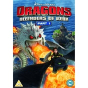 Dragons: Defenders Of Berk - Part 1 DVD