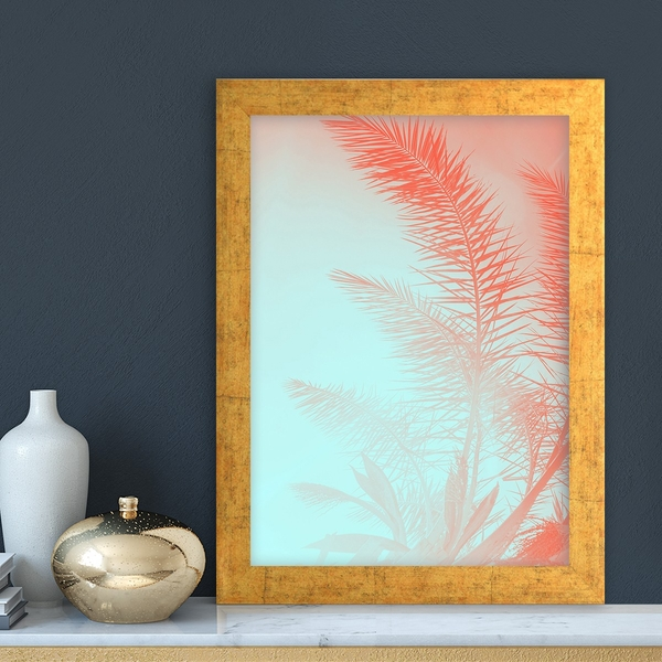 AC12570394994 Multicolor Decorative Framed MDF Painting