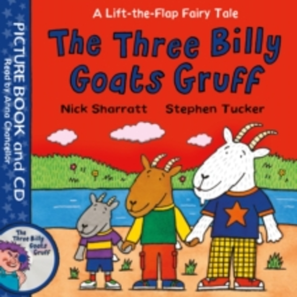 The Three Billy Goats Gruff : Book and CD Pack