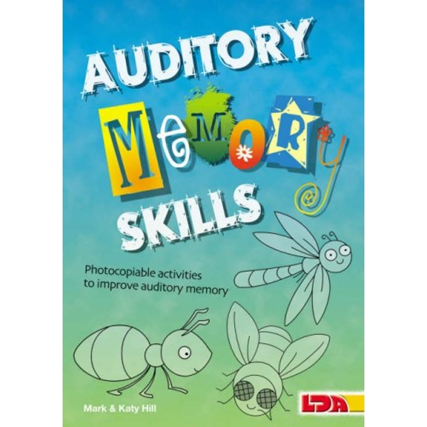 Auditory Memory Skills by Mark Hill, Katy Hill (Paperback, 2008)