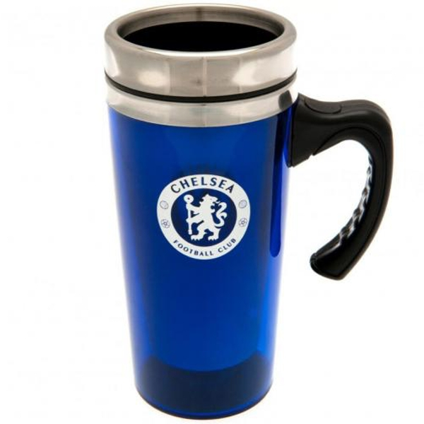 Chelsea F.C. Stainless Steel Travel Mug