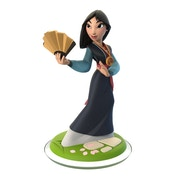 Ex-Display Disney Infinity 3.0 Mulan Character Figure Used - Like New