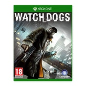 Watch Dogs Game Xbox One