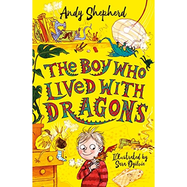 The Boy Who Lived with Dragons (The Boy Who Grew Dragons 2)  Paperback / softback 2018