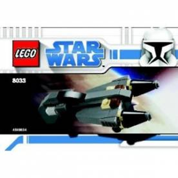 LEGO Star Wars General Grievous Starfighter 8033