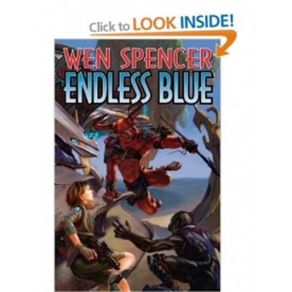 Endless Blue Hardcover