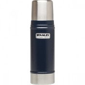 Stanley Classic Vacuum Insulated Bottle, Navy - 473ml