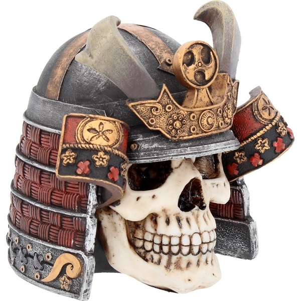 The Last Samurai Skull