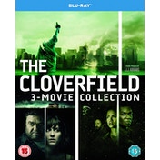 The Cloverfield - 3 Movie Collection Blu-ray