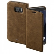 Hama Guard Case Booklet Case for Samsung Galaxy S8+ brown