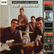 The Shadows - Timeless Classic Albums CD